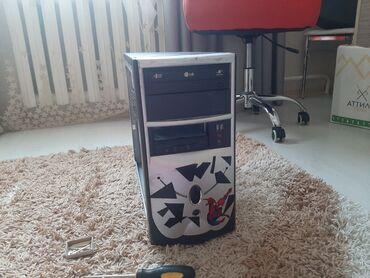 работа дома в интернете в Кыргызстан: ПК- Домашний компьют для работы и офиса и сёрфинга в интернете,просмот