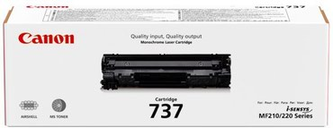 Cartridge canon 737 black в Bakı