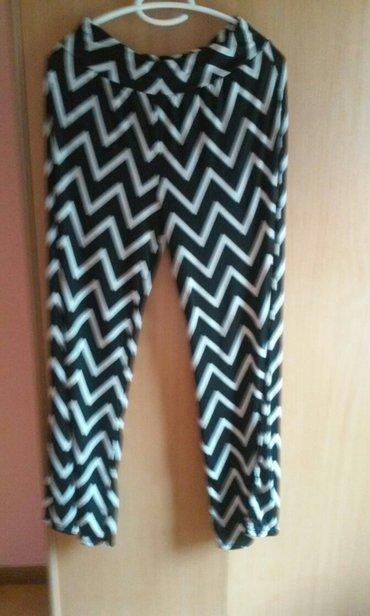 Maskirne pantalone - Vrnjacka Banja: Prelepe letnje pantalone,nove i veoma interesantnog