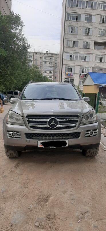 Mercedes-Benz GL-Class 4.7 л. 2006 | 171000 км