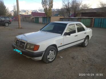 Mercedes-Benz 2 л. 1987
