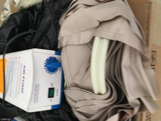 Αερόστρωμα κατακλίσεων  χρησιμοποιημένο ελάχιστα  40 € το ένα