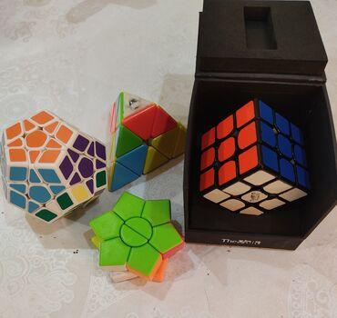 Продаю кубики за все 1300 сом!