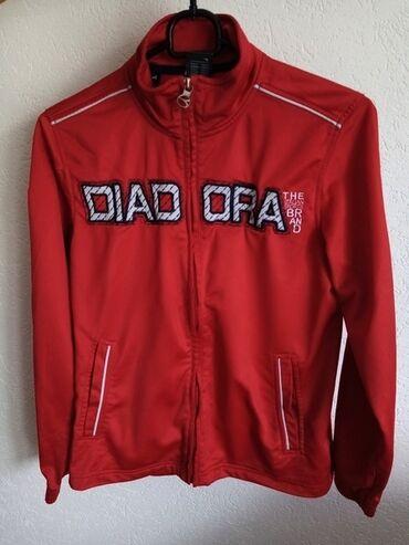 Diadora original trenerka za decake za 13 godina ili za visinu