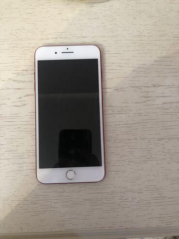 IPhone 7 Plus   128 ГБ   Красный Б/У   Отпечаток пальца
