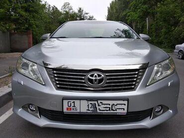 toyota-camry-б-у в Кыргызстан: Toyota Camry 2.5 л. 2012 | 156000 км