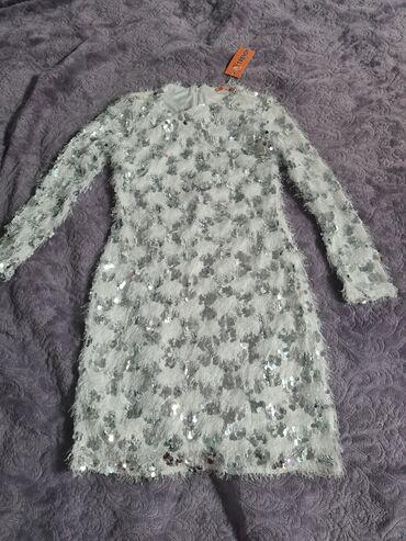 вечерне коктейльное платье в Кыргызстан: Вечернее платье.Новое.Размер 48
