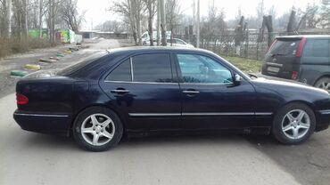 daimler landaulette в Кыргызстан: Mercedes-Benz E-Class 2.4 л. 1999   293 км