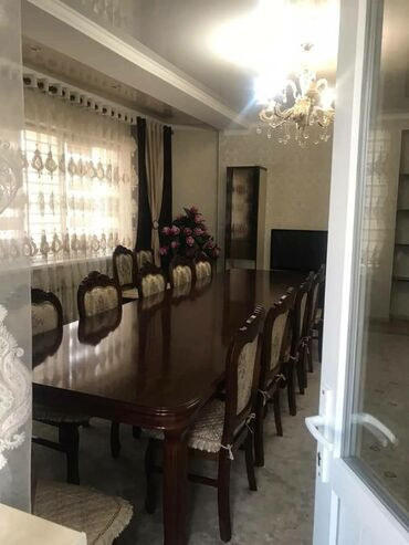 Сдается квартира: 3 комнаты, 92 кв. м, Бишкек