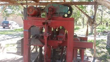 Оборудование для бизнеса в Баткен: Пескоблок станок