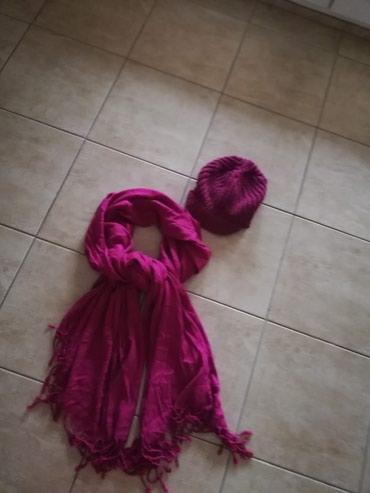 Kapa i velika esarpa, pink Saljem post expresom - Jagodina