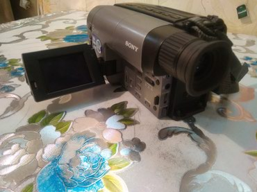 avto-video-registrator в Кыргызстан: Продается видеокамера Sony Handycam CCD-TRV11E. Производство Япония