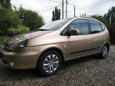 Chevrolet Rezzo 1.6 л. 2007 | 135000 км