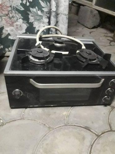 Продаю газ плиту автоматически поджигается с духовкой в Бишкек