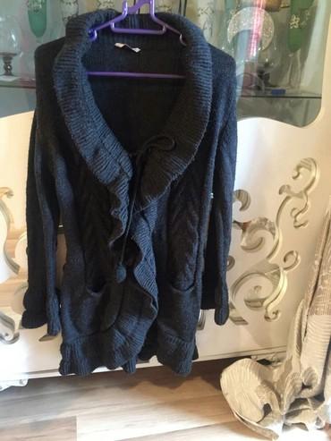 женские-серые-свитера в Азербайджан: Jaket teze