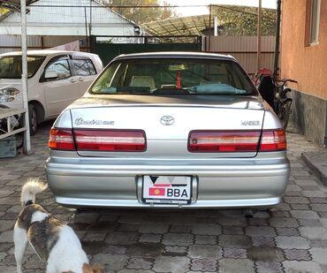 Автомобили - Кыргызстан: Toyota Mark II 2.5 л. 1998 | 176000 км
