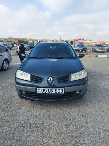43 elan   NƏQLIYYAT: Renault Megane 0.5 l. 2007   317651 km