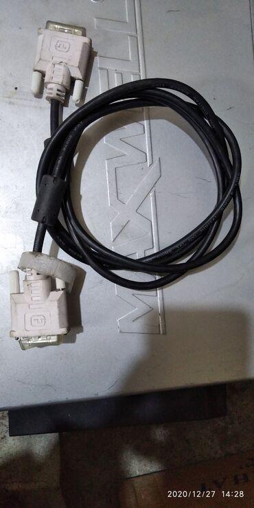 кабели и переходники для серверов dvi vga в Кыргызстан: Кабел dvi-dvi