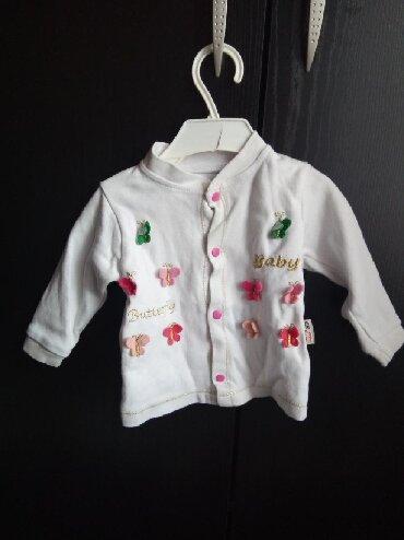 Ostala dečija odeća   Prokuplje: Decija bluzica za uzrast od 6-12 meseci. Bez ostecenja