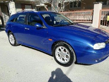Alfa Romeo 156 1.9 l. 2002 | 395000 km
