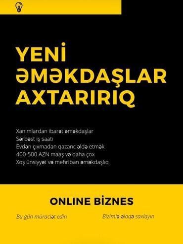 Iş elanları 2020 satici - Azərbaycan: Marketoloq