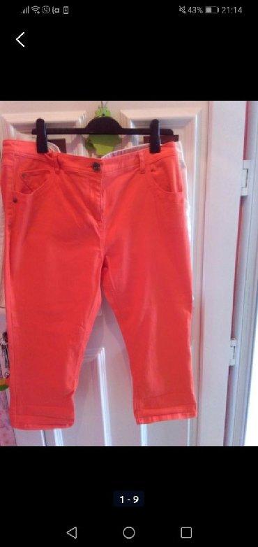 Pantalone za krupnije dame