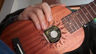 Укулеле гавайская гитара! 21 дьюм. в Бишкек