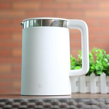 Mi Smart Kettle - электрический чайник Xiaomi с управлением через blu