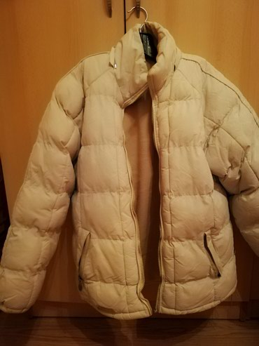 Zimska zenska debela jakna Moze da se nosi na dva lica - Lajkovac