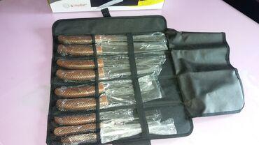 stolovyj nabor zepter na 12 person в Кыргызстан: Ножи новые. ZEPTER. 10 единиц в комплекте