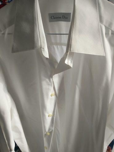 Dior πουκάμισο, τελείως αφόρετο, 43 (xl), σε Athens