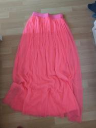 Ženska odeća   Kucevo: Kiki Riki duga mrezasta suknja. Kvalitetna i skupo placena. Ima
