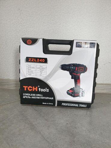 Шурупаверт ТСН tools 24 W