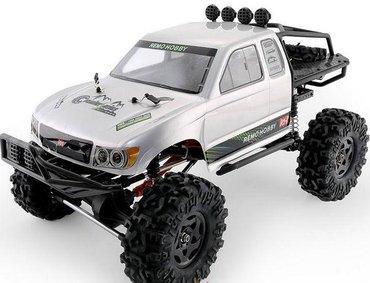 Внедорожник краулер remo hobby trial rigs truck в Бишкек