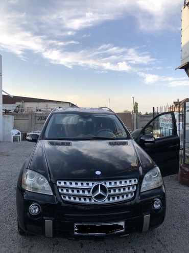 Mercedes-Benz ML 350 2006 в Лебединовка