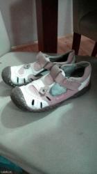 Dečije Cipele i Čizme | Pancevo: Sandale markos za devojcice,br. 29 unutrašnja dužina gazišta je 19cm