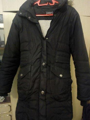 Jaknu - Srbija: Prodajem toplu žensku zimsku jaknu L veličina