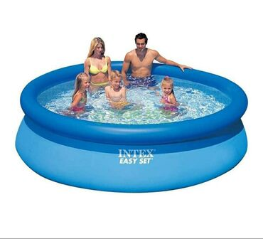 Модель:28120Надувной бассейн Intex Easy Set Размеры:3,05 х 76 смОбъем