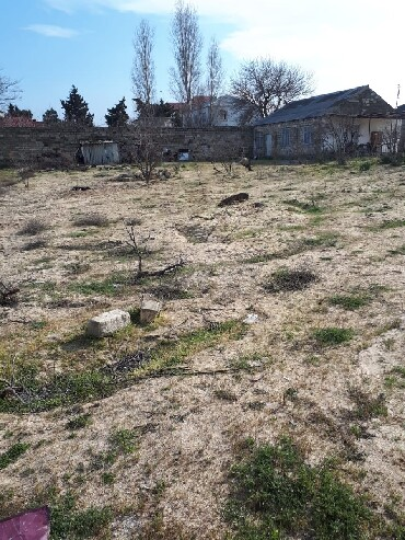 Bakı şəhərində Satış 15 sot İnşaat mülkiyyətçidən