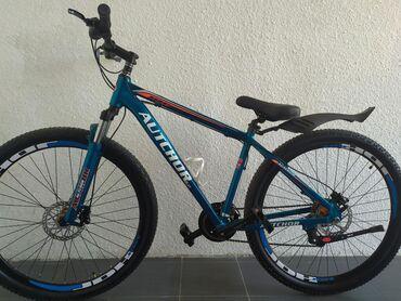 велосипед урал цена в Кыргызстан: Велосипед AUTCHORГидравлические тормоза!!!- оптом и в