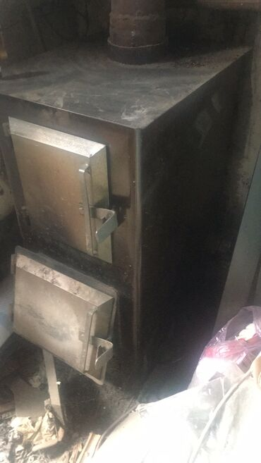 Продаётся угольный Котел + электрический тег рассчитано на 180 кв