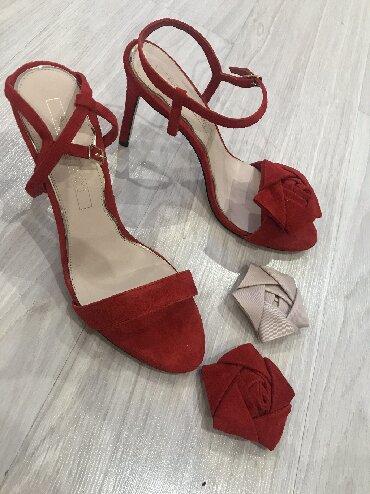 женские ботинки на каблуке в Азербайджан: Женские туфли Aga 40