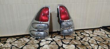 toy çəkmələri - Azərbaycan: Toyota Tand Cruiser Prado 2003 arxa stoplar 2 eded. Islenmis
