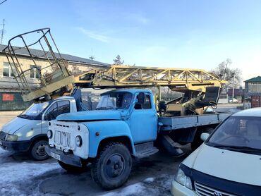 автовышка бишкек in Кыргызстан | ГРУЗОВЫЕ ПЕРЕВОЗКИ: Автовышка АП-17 СРОЧНО