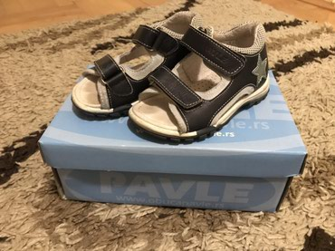 Pavle sandale 23 velicina, nosene svega par puta, cena fiksna - Nis