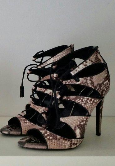 Zara kozne nenosene sandale, broj 40. - Beograd