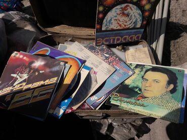 Продаётся музыкальнын плостины 80х годов в отличном состоянии