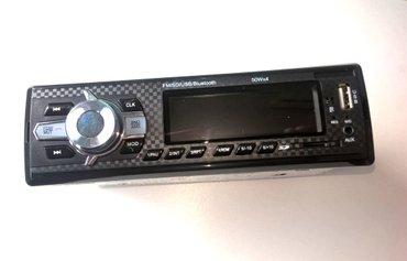 Blutut radio player - carbon - Nis