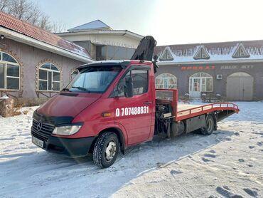 renault laguna 2 в Кыргызстан: Продаю Эвакуатор + кран манипулятор.Mercedec Sprinter 413. 2000г