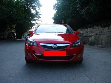 Opel Astra 1.6 l. 2011   93148 km